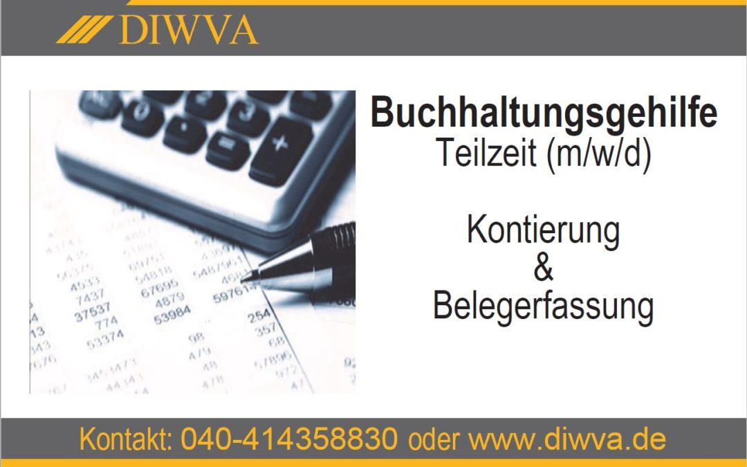 Buchhaltungshelfer (m/w/d)